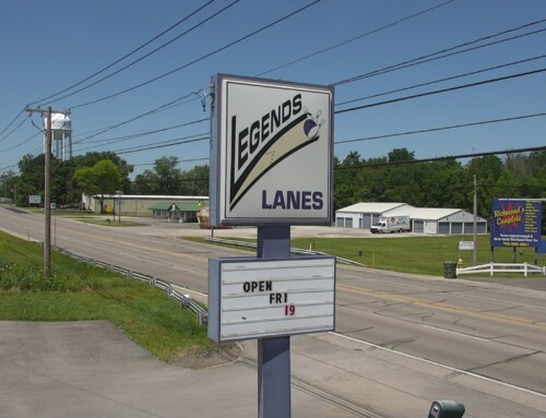 Legends Lanes, is our fifth, Small Business Spotlight